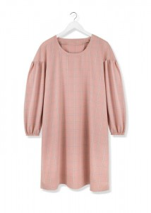 By The Moon Winter Rose tunic