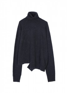 JNBY sweater with neck graphite