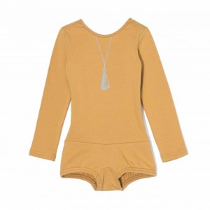 Kids On The Moon saffron kimono body
