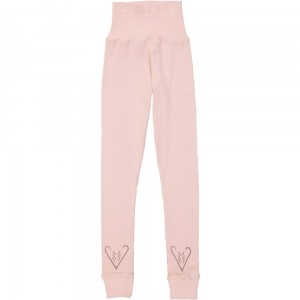 Kids On The Moon heart leggins