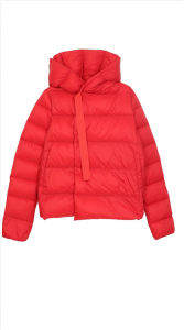 JNBY 5h971216 jacket red