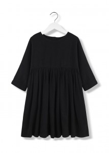 Kids On The Moon ophelia black dress