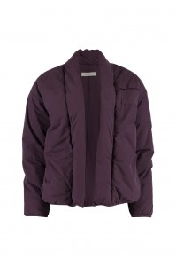 Humanoid Fez Grape jacket bomber