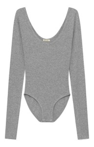 American Vintage - Mali9T heather grey body