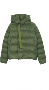 JNBY 5h971216 jacket green