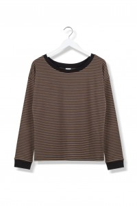 By The Moon Chocolate Stripes Longsleeve
