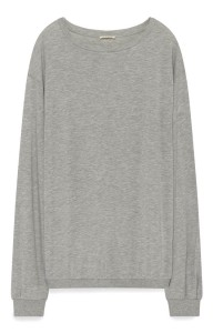 American Vintage - Joc36 heather grey bluza