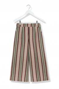 By The Moon Forest Stripes Culottes