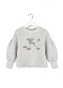 Kids On The Moon pegasus sweatshirt