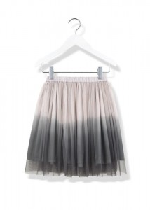 Kids On The Moon fun tutu grey spódnica