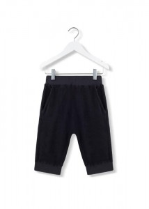 Kids On The Moon little rascal shorts black
