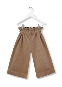 Kids On The Moon gavroche rose culottes