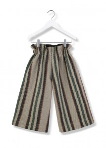 Kids On The Moon gavroche woolen culottes
