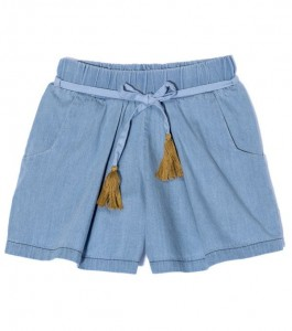 Kids On The Moon blue ocean shorts