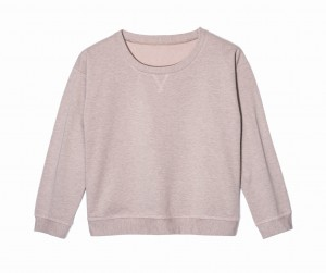 By The Moon - bluza Pale pink