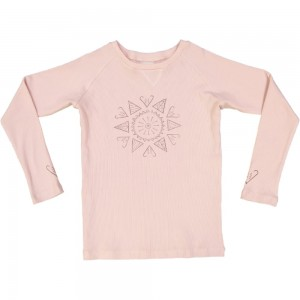 Kids On The Moon rosette longsleeve