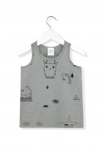 Kids On The Moon dream makers tank top
