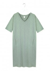 By The Moon Green Blink Tunic